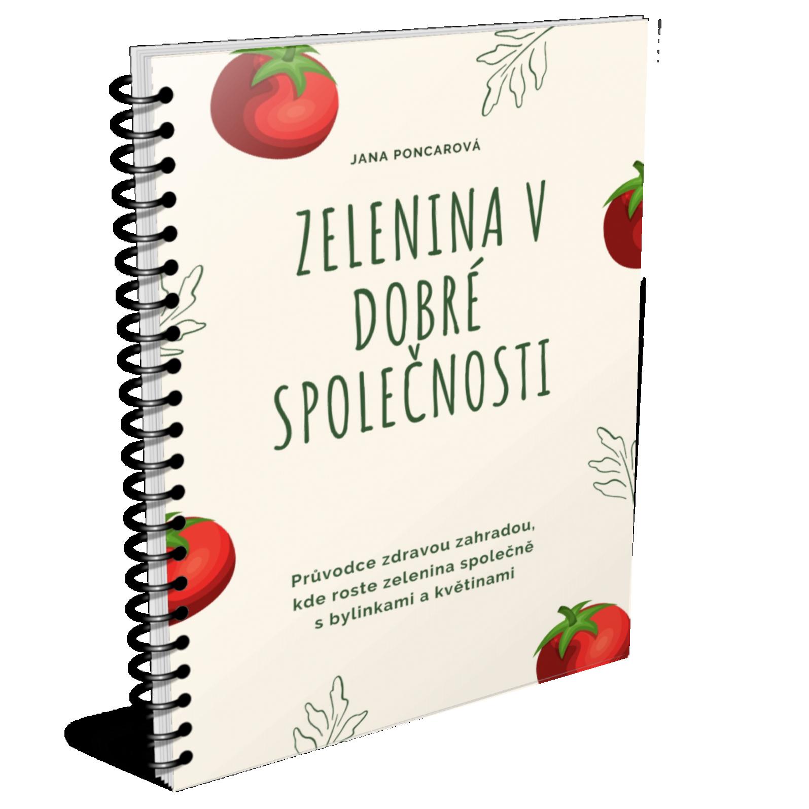 Vychází nový e-book Zelenina v dobré společnosti